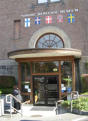 Nordicmuseumfront