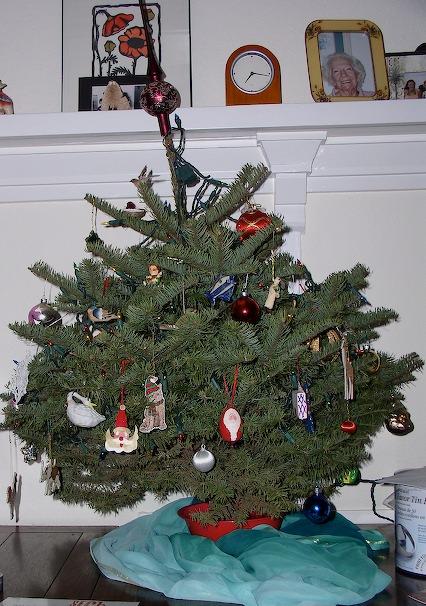 Leaningtree